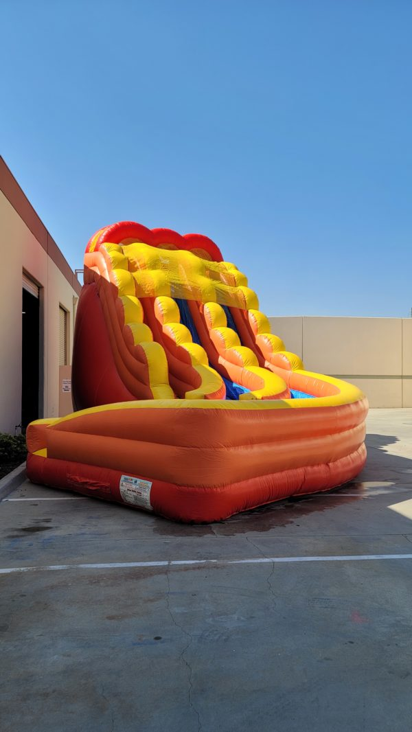 20ft Inflatable Slide