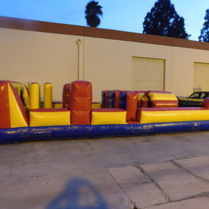 28ft Obstacle Course