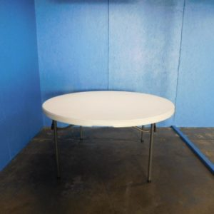 "60"" Round Table Picture"