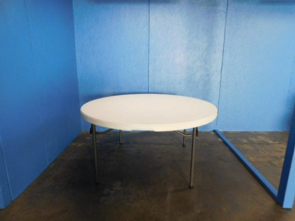"""60"""" Round Table Picture"""