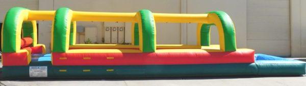 Full Length Picture of Slip-N-Slide Inflatable