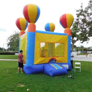 Picture of Balloon Bounce House