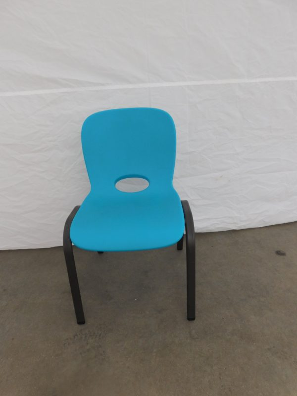 Picture of Blue Kids Chair Rental