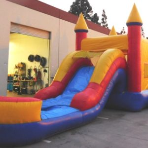 Castle Combo Jumper Slide