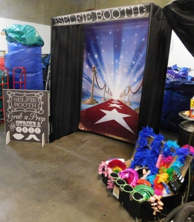Picture of Selfie Booth Rental