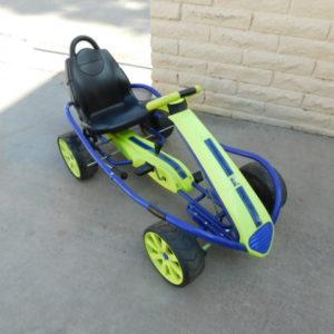 Race Track Push Pedal Cars