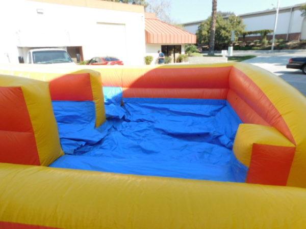 20ft Inflatable Slide Pool Landing Area