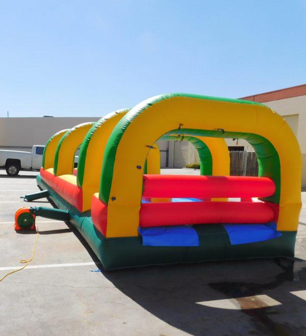 Entrance to Inflatable Slip-N-Slide