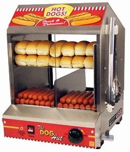 Hot Dog Hut Machine