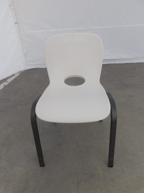 Picture of White Kids Chair