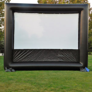 Large Event Inflatable Movie Screen