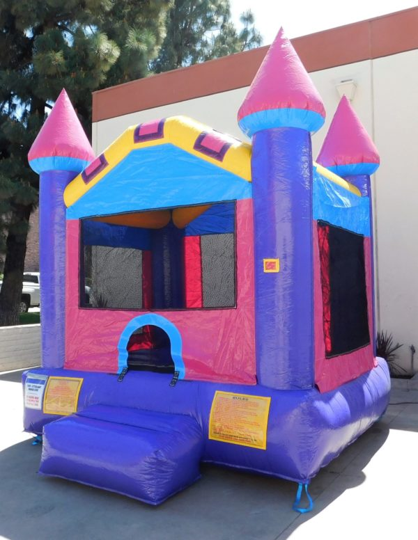 Photo of Mini Princess Castle Jumper