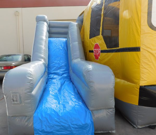 Picture of Slide on the School Bus Combo