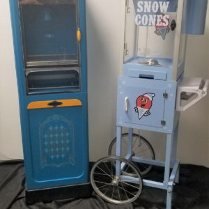 Concessions and Food Machines
