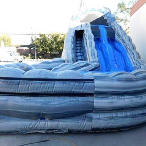 18ft Wild Rapids Inflatable Slide