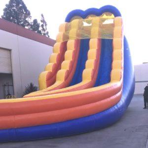 24ft Inflatable Slide